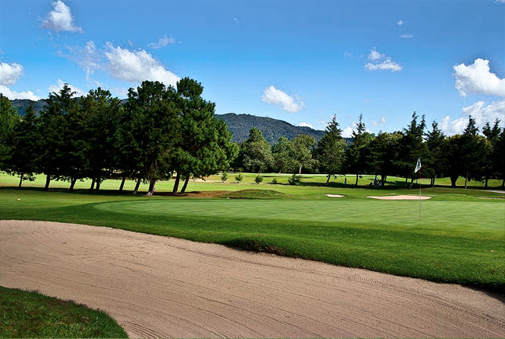CAMPO HACIENDA NUEVA COUNTRY CLUB