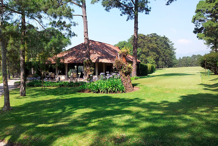 CAMPO GUATEMALA COUNTRY CLUB